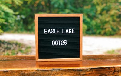 Huma Hikes the Preserves: Eagle Lake