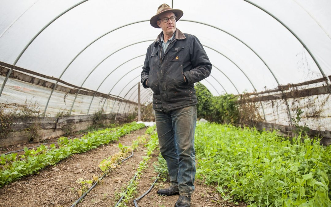 Joel Salatin Sends Support for DuPage Right to Grow Food