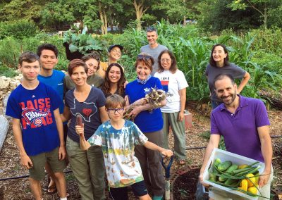 Harvest for Community Cooking!